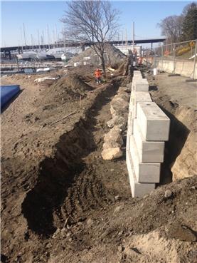 Difazio Ri Seawall Amp Retaining Wall Construction Contractor
