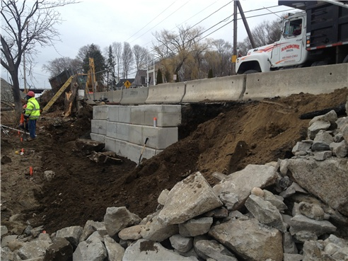 Difazio Ri Seawall Amp Retaining Wall Construction Contractor
